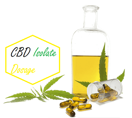 CBD Isolate Dosage