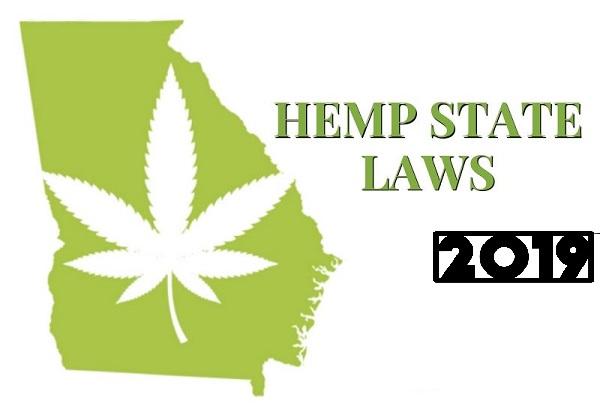 Hemp Laws 2019