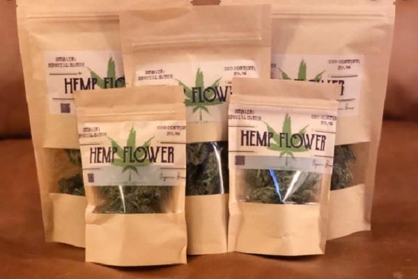 Hemp Flower Product