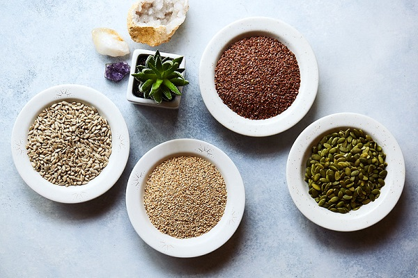 Hemp Seeds Types