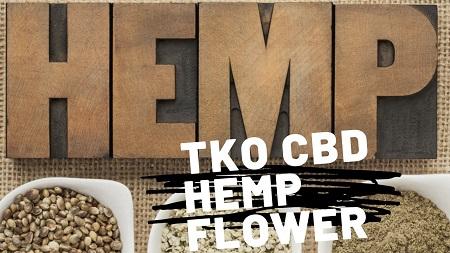 TKO CBD Hemp Flower